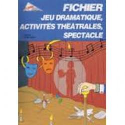 Jeux dramatique- Activités Théatrales-Spectacles