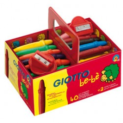 Pack Cire 40+2 tailles crayons