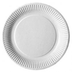 Assiettes en carton-23 cm-les 50