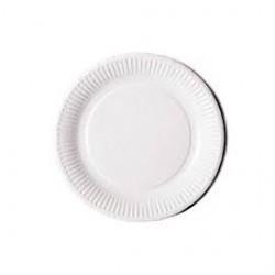 Assiettes en carton-18 cm-les 50