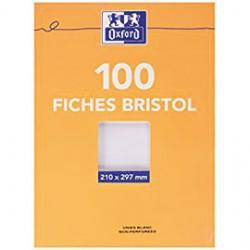 Fiche Bristol A4