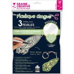 Plastique Dingue Phosphorescent