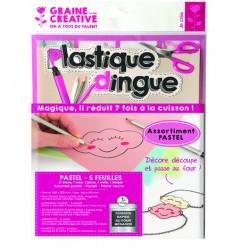 Plastique Dingue Pastel