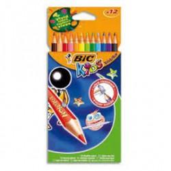 Evolution Crayons de Couleurs Bic