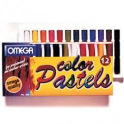 Pastels sec