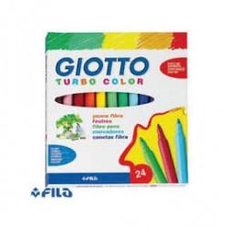 Etui 24 feutres Giotto