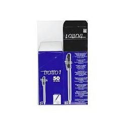 Boite de 50 stylo Tratto noir