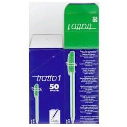 Boite de 50 stylo Tratto vert