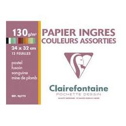 Pochette Ingres 130g