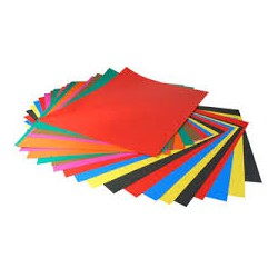 Cartador 25 feuilles Assorties 270g