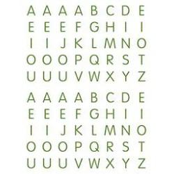 L'Alphabet - 320 pièces