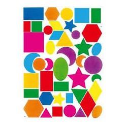 Baby's forme géométrique - 172 pièces