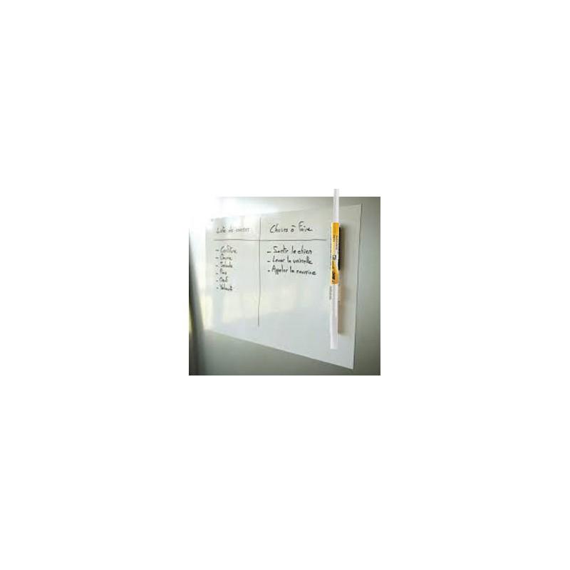film velleda latest agipa rouleau adhsif blanc effaable x cm with film velleda excellent. Black Bedroom Furniture Sets. Home Design Ideas