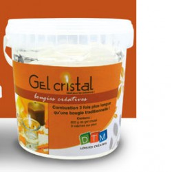 Cire Gel transparent