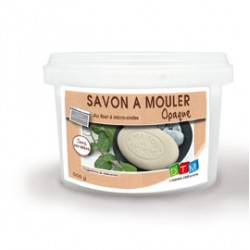 bloc savon opaque 500g.