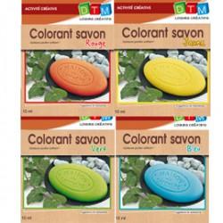 Colorant pour Savon au choix