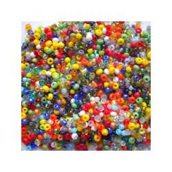 Perles de rocaille Multicouleur