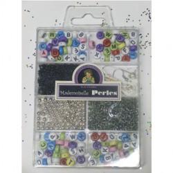 Kit Alphabet Perle en Résine