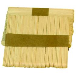 Bâtonnets plats - 113mm les 300