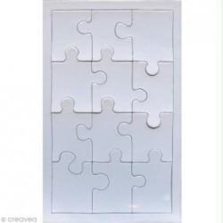 Puzzle à Dessiner 12 pièces