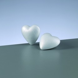 Coeur Blanc les 50 - 50mm-