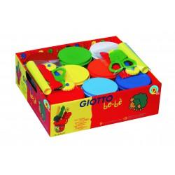 Box Pâte à jouer 8 blocs de 220g 8 accessoires