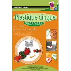 Plastique Dingue Transparent