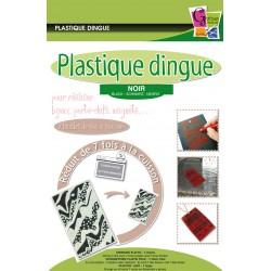 Plastique Dingue Noir