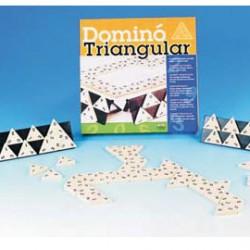 Domino triangulaire - chiffre